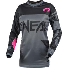 O'Neal Element Jersey Women, gris/rosa